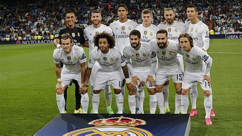 Real Madrid: Valora a los jugadores del Madrid   MARCA.com