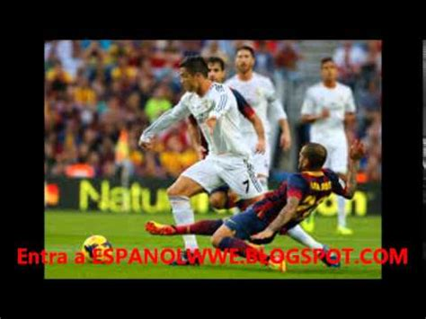 Real Madrid Vs Barcelona En Vivo Por Internet. Como Ver ...