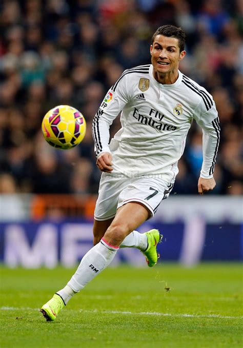 Real Madrid vs Deportivo (14-02-2015) - Cristiano Ronaldo ...