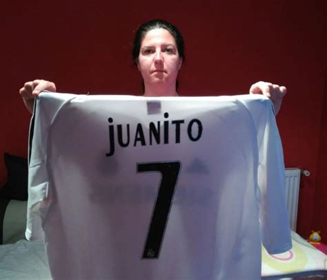 REAL MADRID VS WOLFSBURGO: La hija de Juanito:  Los ...