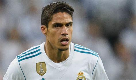 Real Madrid will sell Raphael Varane to Man Utd if they ...