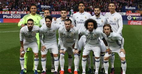 Real Madrid XI: A player by player guide to Zinedine ...