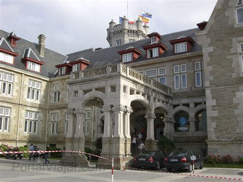 Real Palacio de la Magdalena (Santander)   Portal Viajar
