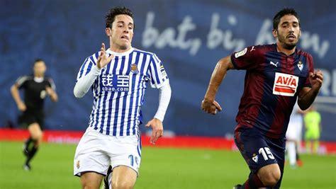 Real Sociedad   Eibar en directo online   Liga Santander