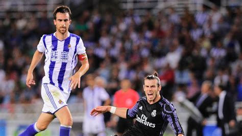 Real Sociedad   Real Madrid: LaLiga en directo