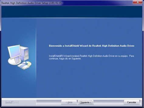 Realtek HD Audio Drivers x64 - Descargar