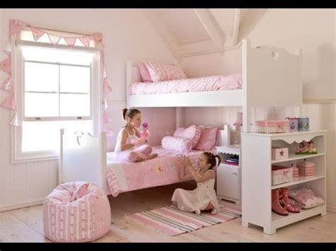 Recamara para niñas-Happy Kids Muebles - YouTube