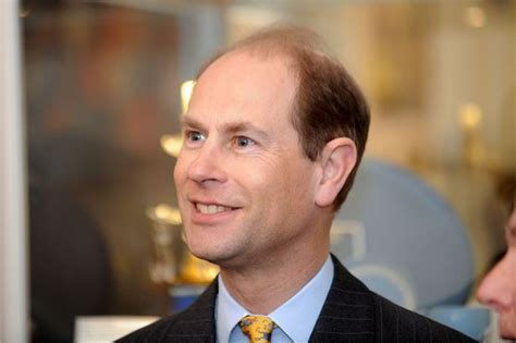 Recap updates as Prince Edward, the Earl of Wessex, visits ...