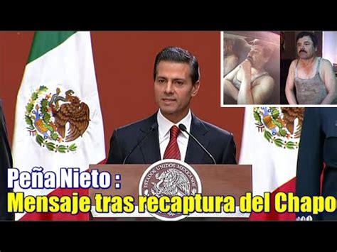 Recaptura Del Chapo. Publican falsa recaptura de ?El Chapo ...