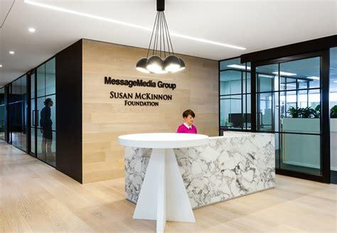 Recepciones de oficinas modernas, porque la primera ...