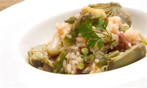 Receta de Arroz con verduras de primavera - Karlos Arguiñano