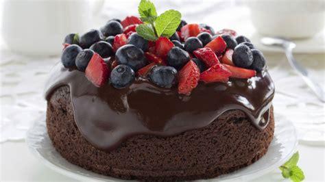 Receta de Bizcocho de chocolate y mahonesa (Mayo cake ...