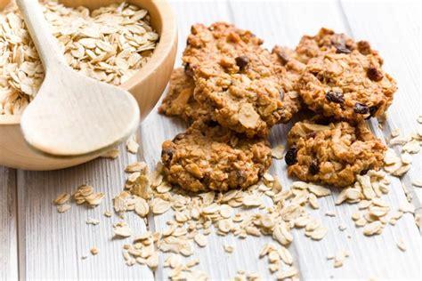 Receta de galletas de avena sin azúcar - Unareceta.com