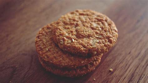 Receta de galletas de avena sin azúcar y mantequilla