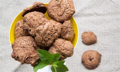 Receta de Galletas de chocolate y arándanos - Eva Arguiñano
