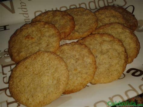 Receta de galletas de Ikea (galletas suecas de avena ...
