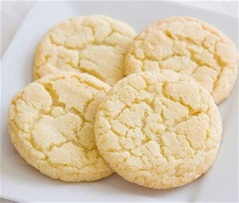 Receta de galletas de limón sin mantequilla | Recetas para ...