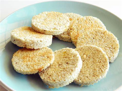 Receta de galletas de plátano y coco - Natural Wean