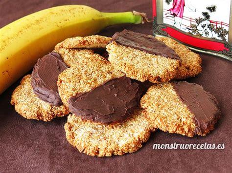 Receta de galletas ultra sanas sin huevo y sin harina ...