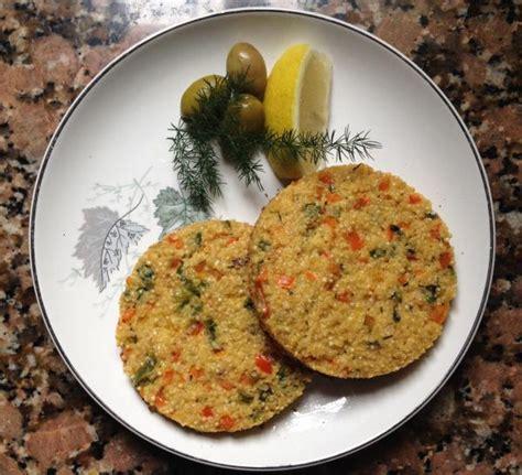 Receta de Hamburguesa de quinoa   Fácil