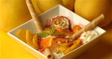 Receta de Melocotón asado con yogur y maracuyá - Karlos ...