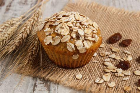 Receta de muffins de avena - Unareceta.com