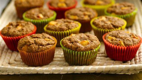 Receta de Muffins de Avena y Durazno | Que Rica Vida
