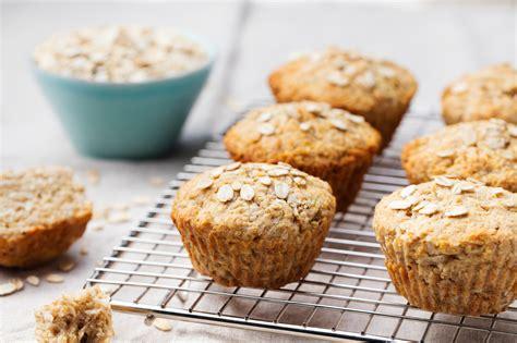 receta de muffins de platano y avena | CocinaDelirante