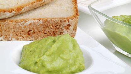 Receta de Pan y mantequilla de aguacate - Eva Arguiñano