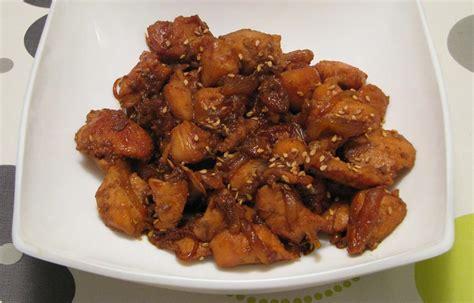 Receta de pechuga de pollo con soja y sésamo   Nutrave