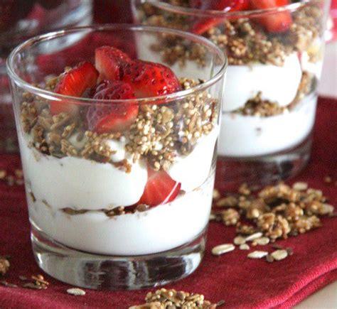 Receta de quinoa con yogur ¡un postre light y muy rico ...