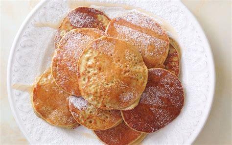 RECETA FITNESS/Mini tortitas de manzana | Avena integral ...