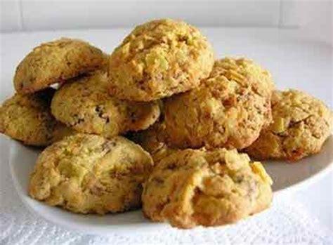 Receta: Galletas de avena y manzana - CocinaChic