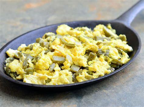 recetas con nopales picados | CocinaDelirante