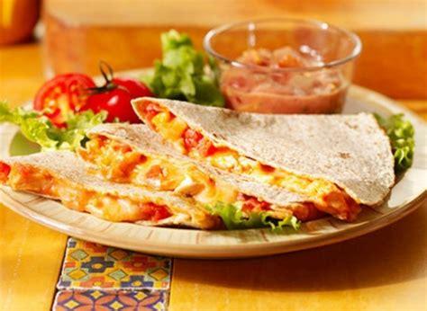Recetas de comida mexicana fáciles de preparar