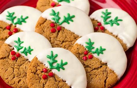 Recetas de galletas de Navidad fáciles y originales con niños