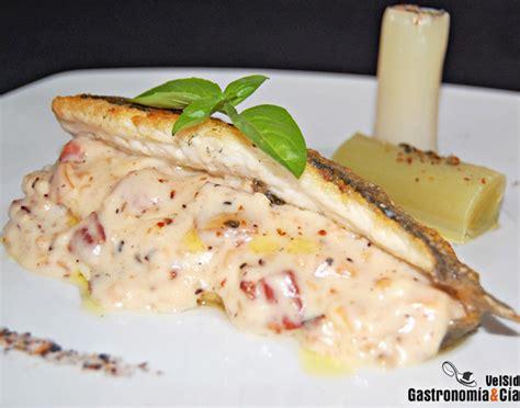 Recetas de pescado con salsa | Gastronomía & Cía