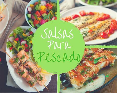 recetas de salsas para pescado | SALSAS TODAS | Pinterest ...