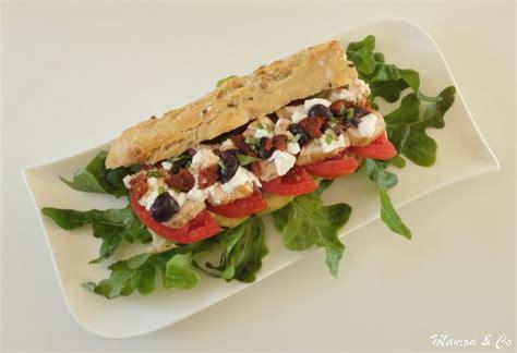 Recettes de sandwich