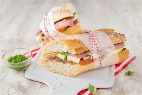 recettes Sandwiches