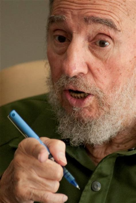 Recibe Fidel a Canciller Yang Jiechi  + Fotos  | Cubadebate