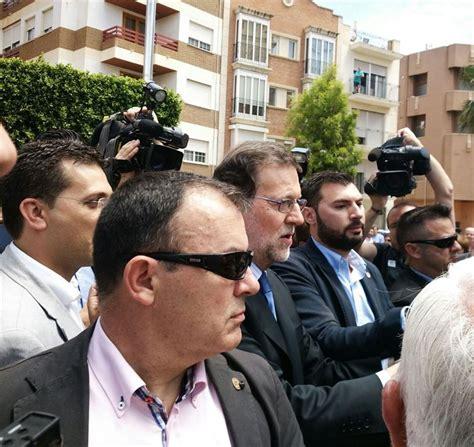 Reciben a Rajoy en Valencia al grito de