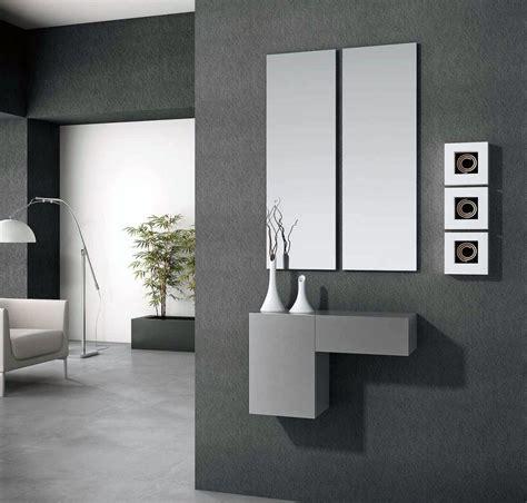 Recibidor con espejos y consola  1306 – AR12    Muebles ...