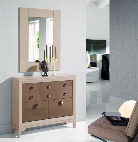 Recibidor zapatero moderno diseño lacado 565 11 | Mobles ...