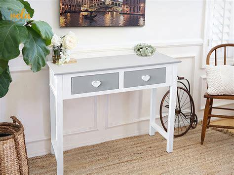 Recibidores vintage baratos | Mueble, consola, blanco ...