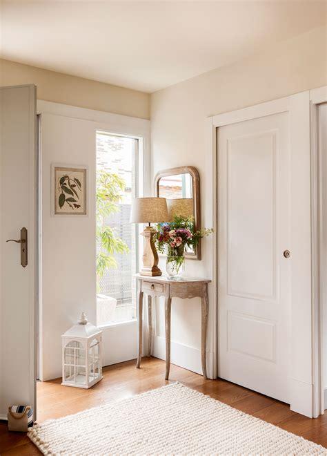 Recibidores y pasillos: buenas ideas para decorarlos y ...