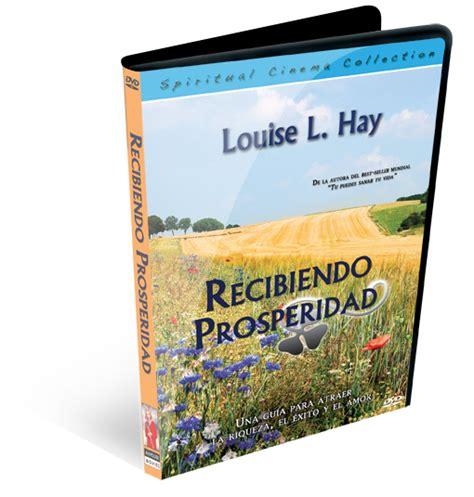 RECIBIENDO PROSPERIDAD, Louise Hay [ Video DVD ] – | COMO ...