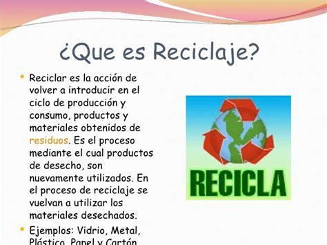 Reciclaje en Puerto Rico