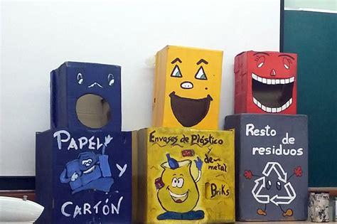 reciclar | Arte infantil en el  Estudio de Cris