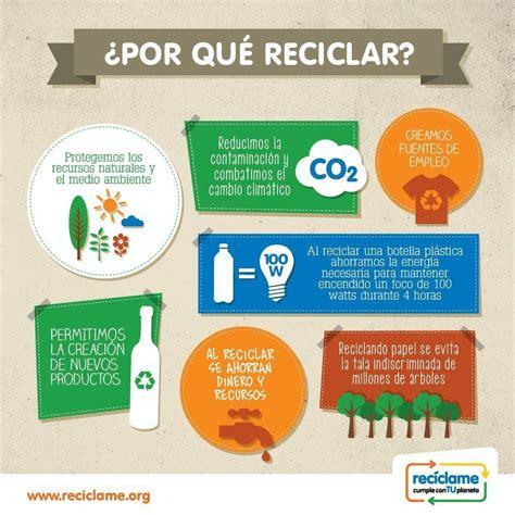 Reciclar es vida – Cultura e Información Inma